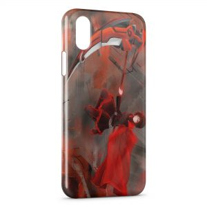 Coque iPhone XR RWBY Manga 2