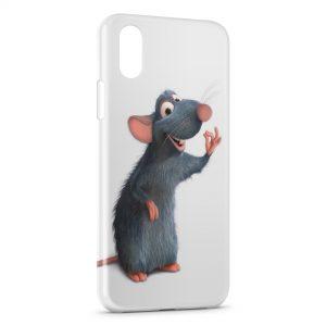 Coque iPhone XR Ratatouille