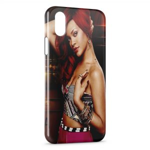 Coque iPhone XR Rihanna 4