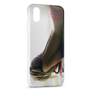 Coque iPhone XR Sexy Dread Girl