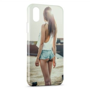 Coque iPhone XR Sexy Girl 29