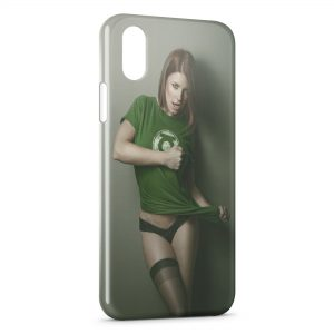 Coque iPhone XR Sexy Girl Comics 2