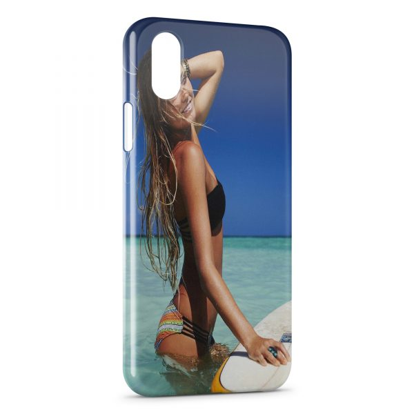 coque iphone xr fille sexy