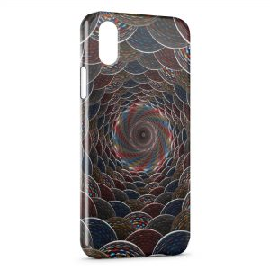 Coque iPhone XR Spirale 6