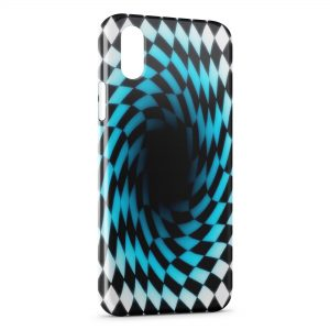 Coque iPhone XR Spirale 8