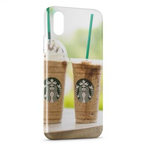 Coque iPhone XR Starbucks Coffee 4