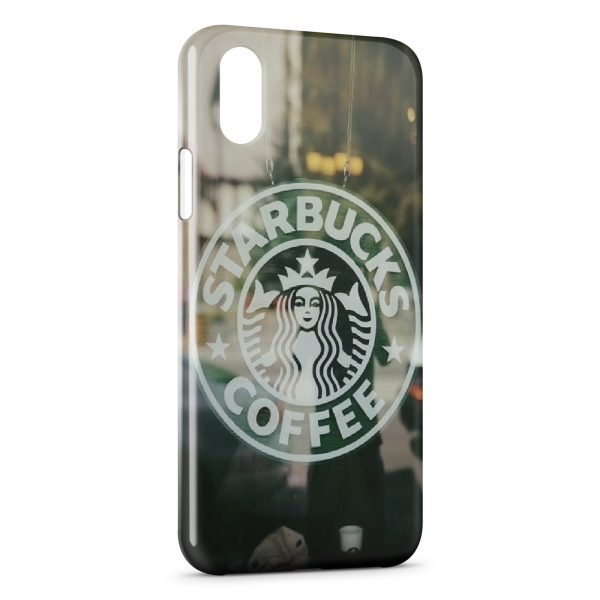 coque iphone xr starbuck