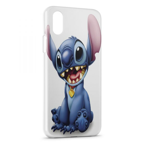 coque iphone stitch xr