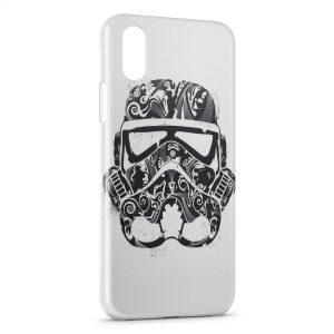 Coque iPhone XR Stormtrooper Star Wars
