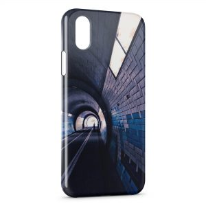Coque iPhone XR Subway