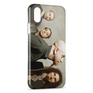 Coque iPhone XR System of a Down Music