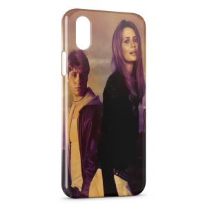 Coque iPhone XR The OC Newport Beach