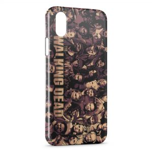 Coque iPhone XR The Walking Dead 2