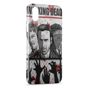 Coque iPhone XR The Walking Dead 3