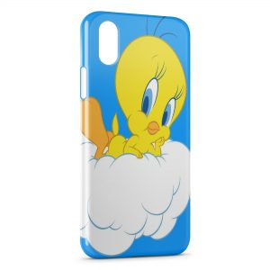 Coque iPhone XR Titi Nuage Cloud