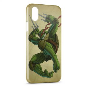 Coque iPhone XR Tortue Ninja 7