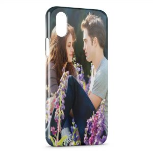 Coque iPhone XR Twilight Love