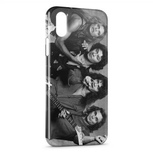 Coque iPhone XR Van Halen