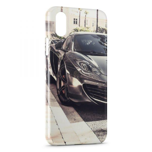 Coque iPhone XR Voiture de Luxe 8
