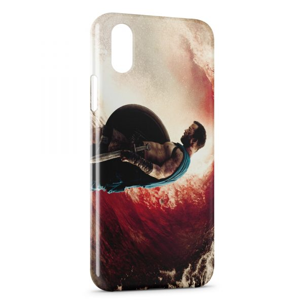 Coque iPhone XS Max 300 Rise of an Empire