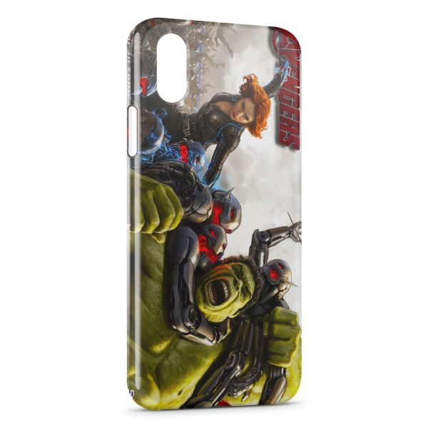 Coque iPhone XS Max Advengers 4