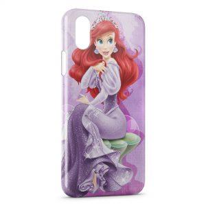 Coque iPhone XS Max Ariel La Petite Sirène 3