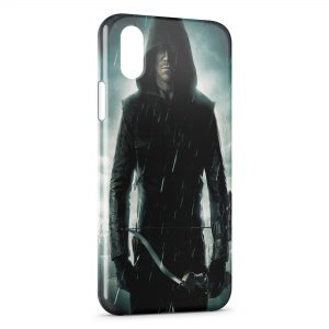 Coque iPhone XS Max Arrow