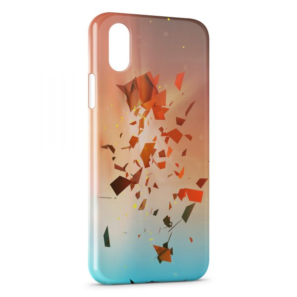 Coque iPhone XS Max Art Design