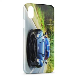 Coque iPhone XS Max Aston Martin DB9