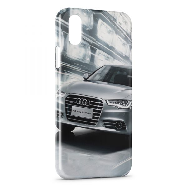iphone xs max coque audi
