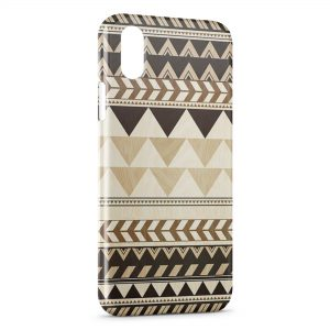 Coque iPhone XS Max Aztec Style 2