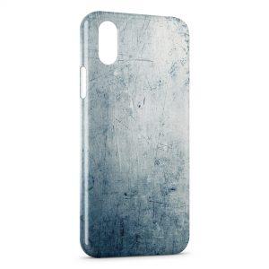 Coque iPhone XS Max Béton Griffé