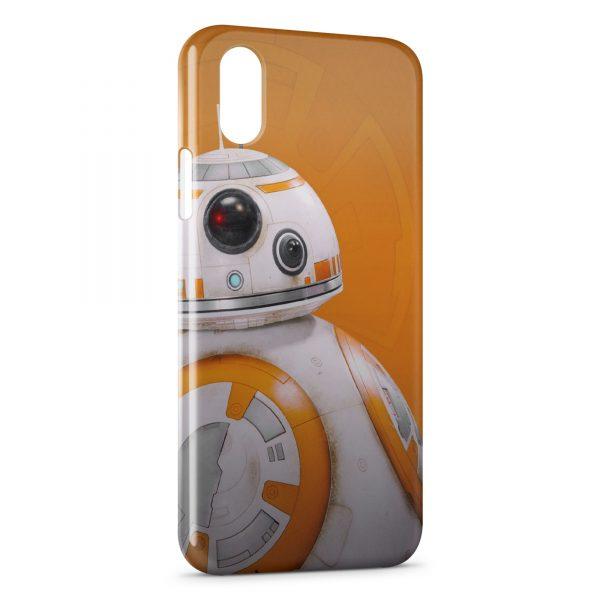 Coque iPhone XS Max BB8 Star Wars 2