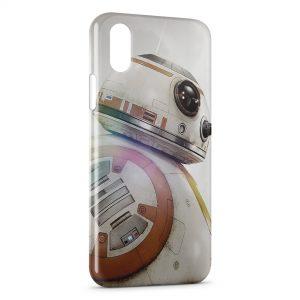Coque iPhone XS Max BB8 Star Wars 4