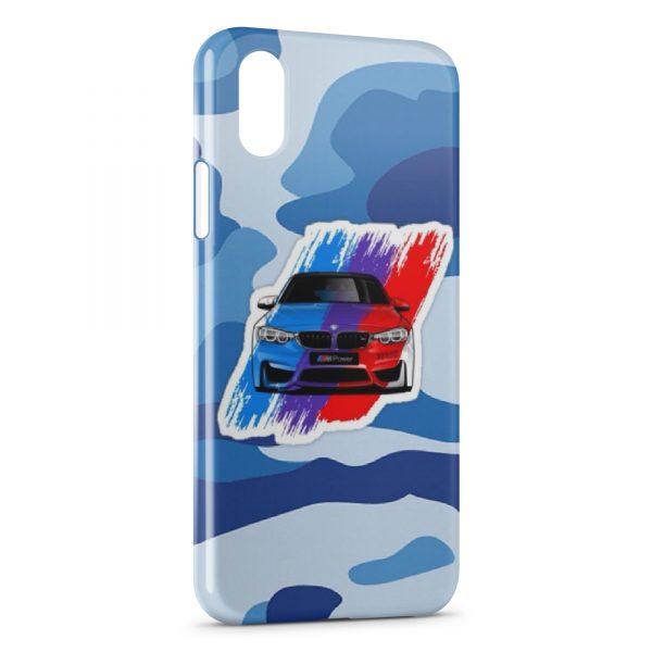 Coque iPhone XS Max BMW Design