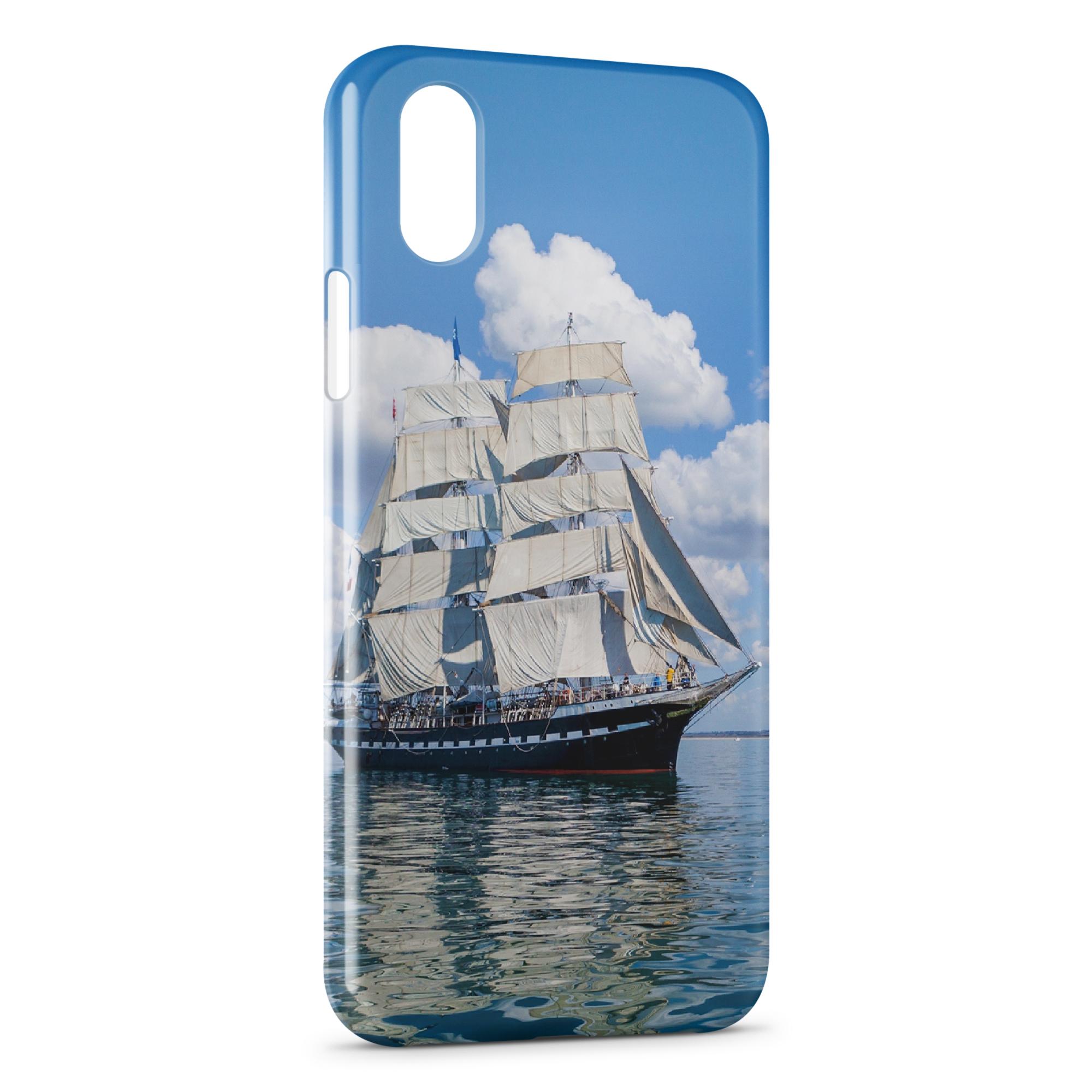 coque iphone 8 bateau