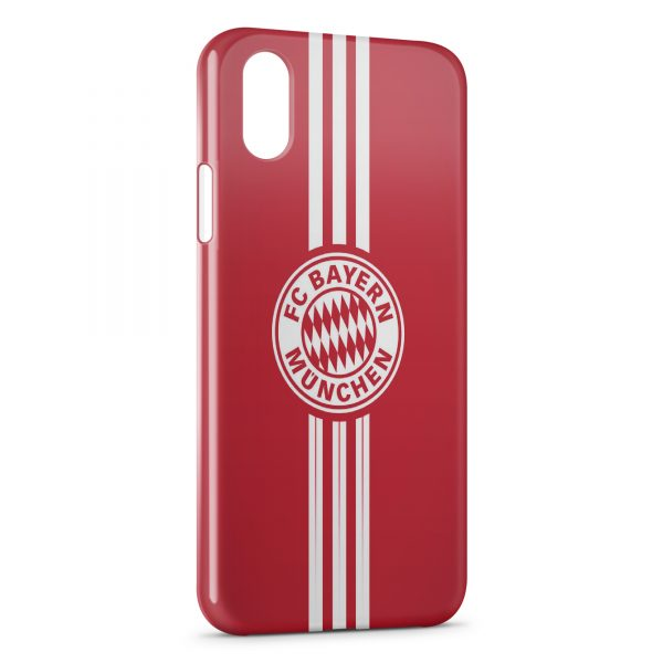 iphone xs max coque red
