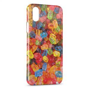 Coque iPhone XS Max Beautiful bonbons colors