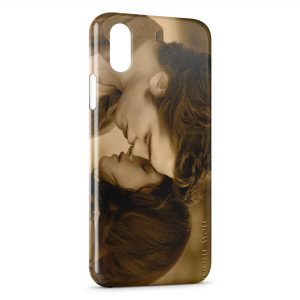 Coque iPhone XS Max Bella & Edward Twilight