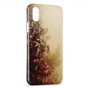 Coque iPhone XS Max Binary Domain Gear of War