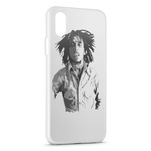 Coque iPhone XS Max Bob Marley 3
