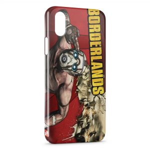 Coque iPhone XS Max Borderlands Game 3