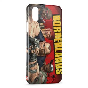 Coque iPhone XS Max Borderlands Game