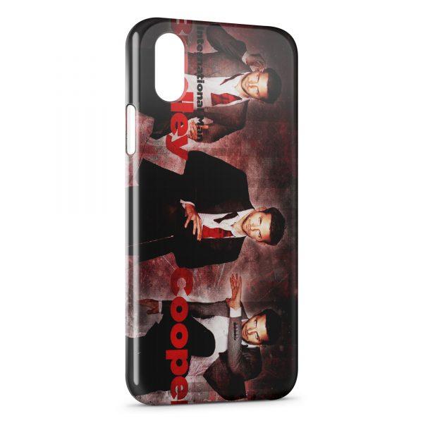 Coque iPhone XS Max Bradley Cooper 2