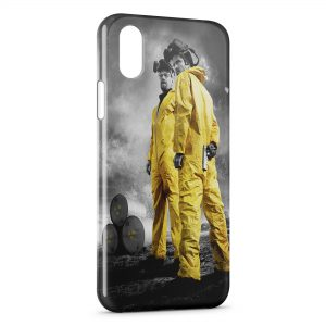 Coque iPhone XS Max Breaking Bad