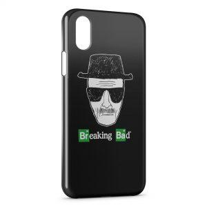 Coque iPhone XS Max Breaking Bad Heinsenberg