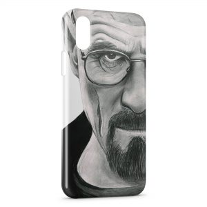 Coque iPhone XS Max Breaking Bad Heinsenberg 4