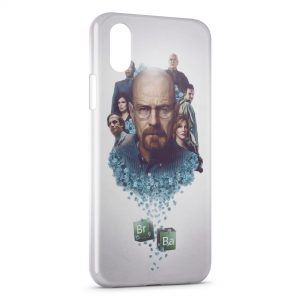 Coque iPhone XS Max Breaking Bad Walter White Heisenberg 7