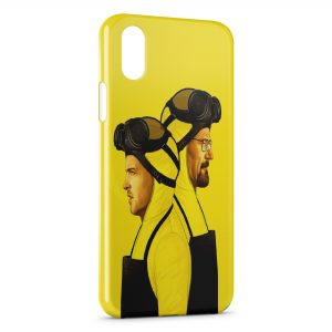 Coque iPhone XS Max Breaking Bad Working