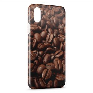 Coque iPhone XS Max Cacao